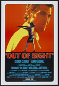 "Movie Posters:Crime, Out of Sight (Universal, 1998). One Sheet (27"" X 40"") DS. Crime...."
