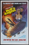 """Movie Posters:War, Hell's Angels (United Artists, R-1979). One Sheet (27"""" X 41"""").War...."""