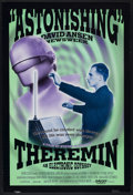 "Movie Posters:Short Subject, Theremin: An Electronic Odyssey (Orion, 1995). One Sheet (27"" X41""). Documentary/Short Subject...."