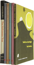 Books:Children's Books, Ray Bradbury. Six Children's Titles, Two of Which Are Inscribed,...(Total: 6 Items)