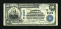 National Bank Notes:Maryland, Easton, MD - $10 1902 Plain Back Fr. 624 The Easton NB of MarylandCh. # (E)1434. ...