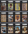 Baseball Cards:Sets, 1962 Topps High Grade Baseball Complete Set (598)....