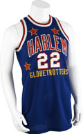 Basketball Collectibles:Uniforms, Mid-1980's Curly Neal Game Worn Jersey....