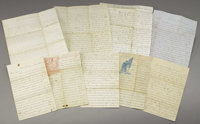 Archive of Civil War Letters from a Private in the 78th Pennsylvania Volunteer Infantry. Eighteen letters written from J...
