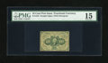 Fractional Currency:First Issue, Fr. 1242 10c First Issue PMG Choice Fine 15....
