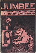 Books:First Editions, Henry S. Whitehead. Jumbee and Other Uncanny Tales. [SaukCity]: Arkham House, 1944....