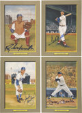"Autographs:Others, 1990's Perez-Steele ""Great Moments"" Set Signed by 67...."