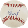 Autographs:Baseballs, Ken Griffey Jr. Single Signed Baseball. ...