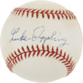 Autographs:Baseballs, Luke Appling Signed Baseball....