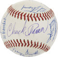 Autographs:Baseballs, 1971 Chicago White Sox Team Signed Baseball....
