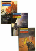 Magazines:Science-Fiction, Fantasy and Science Fiction Group (Fantasy House, Inc., 1956-57)Condition: Average FN.... (Total: 20 Items)