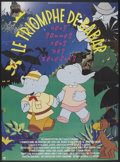 "Movie Posters:Animated, Babar: The Movie (Forum, 1989). French Grande (45.5"" X 62"").Animated...."
