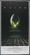 "Movie Posters:Science Fiction, Alien (20th Century Fox, 1979). International Three Sheet (40.5"" X76""). Science Fiction...."