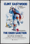 "Movie Posters:Action, The Eiger Sanction (Universal, 1975). Poster (40"" X 60"").Action...."