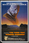 "Movie Posters:Thriller, The Town That Dreaded Sundown (American International, 1977). Poster (40"" X 60""). Thriller...."