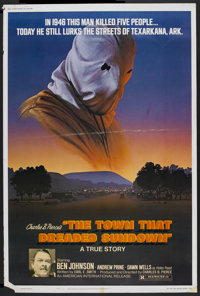 "The Town That Dreaded Sundown (American International, 1977). Poster (40"" X 60""). Thriller"