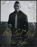 """Movie Posters:Documentary, Let's Get Lost (Zeitgeist, 1988). Poster (24"""" X 30""""). Documentary...."""
