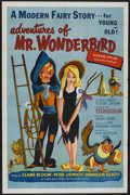 "Movie Posters:Animated, The Adventures of Mr. Wonderbird (Lippert, 1952). One Sheet (27"" X41""). Animated...."
