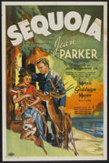 "Movie Posters:Action, Sequoia (MGM, 1934). One Sheet (27"" X 41""). Action...."