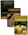 Pulps:Science Fiction, Astounding Stories Group (Street & Smith, 1943-45) Condition:VG.... (Total: 26 Items)