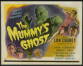 """Movie Posters:Horror, The Mummy's Ghost (Universal, 1944). Title Lobby Card (11"""" X 14""""). Horror...."""