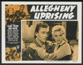 "Movie Posters:Action, Allegheny Uprising Lot (RKO, R-1957). Lobby Cards (8) (11"" X 14"").Action.... (Total: 8 Items)"