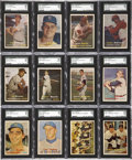 Baseball Cards:Sets, 1957 Topps Baseball Complete Set (407) Plus All Checklists!...