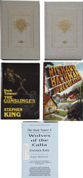 Books:Fiction, Stephen King. Four Titles,... (Total: 4 Items)