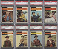 """Non-Sport Cards:General, 1958 Topps """"TV Western"""" Complete Set (71)...."""