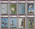 "Non-Sport Cards:General, 1954 Bowman ""Power For Peace"" Complete Set (96)...."