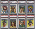 "Non-Sport Cards:General, 1967 Topps ""Who Am I?"" Complete Set (44). ..."