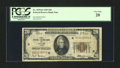 Small Size:Federal Reserve Bank Notes, Fr. 1870-K $20 1929 Federal Reserve Bank Note. PCGS Very Fine 20.. ...