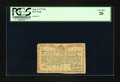 Colonial Notes:New York, New York August 2, 1775 (Water Works) 8s PCGS Very Fine 20....