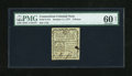 Colonial Notes:Connecticut, Connecticut October 11, 1777 3d PMG Uncirculated 60 Net....