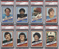 """Football Cards:Sets, 1976 Wonder Bread Football PSA-Graded Complete Set (24) - A Matching """"Town Talk Bread"""" Assembly...."""
