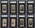 Hockey Cards:Lots, 1924-25 Holland Creameries SGC-Graded Collection (32) - Including aNear Set (8/10). ...