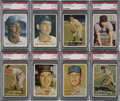Baseball Cards:Lots, 1957 Topps Baseball High Grade Collection (29)....