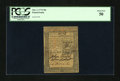 Colonial Notes:Pennsylvania, Pennsylvania October 1, 1773 20s PCGS About New 50....