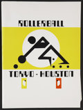 Movie Posters:Science Fiction, Rollerball (United Artists, 1975). Press Kits (3) (Multiple Pages). Science Fiction.... (Total: 3 Items)