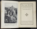 """Movie Posters:Science Fiction, The Lost World Lot (First National, 1925). Photoplay Books (3) (5"""" X 8""""). Science Fiction.... (Total: 3 Items)"""