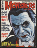 Movie Posters:Horror, Famous Monsters of Filmland #35 (Central Publications, 1965). Fan Magazine. Horror. October, 1965 edition. Bela Lugosi cover...