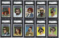 "Non-Sport Cards:General, 1967 Topps ""Who Am I?"" Complete Set (44)...."