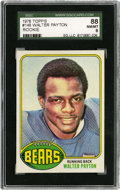Football Cards:Singles (1970-Now), 1976 Topps Walter Payton #148 SGC 88 NM/MT 8....