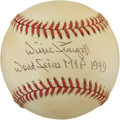 "Autographs:Baseballs, Willie Stargell ""World Series MVP 1979"" Single Signed Baseball...."