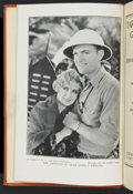"Movie Posters:Adventure, Tarzan and the Golden Lion (FBO, 1927). Photoplay Book (5"" X 8"").Adventure...."