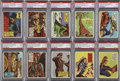 "Non-Sport Cards:General, 1957 Topps ""Isolation Booth"" Complete Set (88)...."
