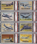 "Non-Sport Cards:General, 1952 Topps ""Wings"" Complete Set (200)...."