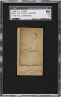 Boxing Cards:General, 1888 N332 S.F. Hess Dick Hollywood SGC 60 EX 5....