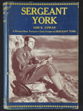 """Movie Posters:War, Sergeant York Lot (Warner Brothers, 1941). Photoplay Books (2) (5""""X 8""""). War.... (Total: 2 Items)"""