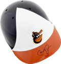 Autographs:Others, Cal Ripken Jr. Signed Batting Helmet. ...